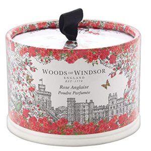 Woods of Windsor England Luxury Dusting Powder